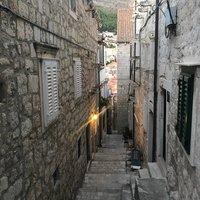 В лабиринтах Старого города, Дубровник
