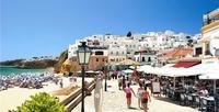 Португалия: пляжный отдых в Албуфейре