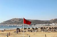 Пляжи Марокко в ноябре