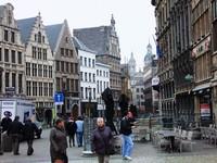Брюссель: прогулка по улочкам города