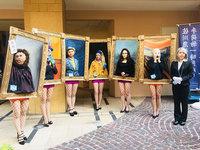 Японские студенты превратились в самые знаменитые картины мира