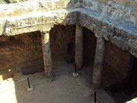Королевские гробницы в Пафосе
