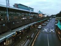 Международный аэропорт Ванкувера в Канаде