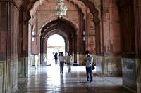 Интерьеры мечети