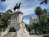 Самое красивое место в центре Монтевидео