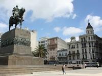Памятник Хосе Артигасу