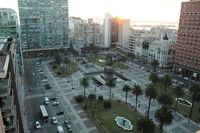 Панорама площади Независимости