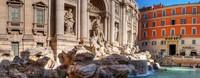 Рим: волшебный фонтан Треви