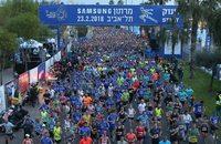 Как я бежала марафон в Тель-Авиве