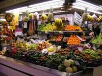 Аликанте: я на рынке