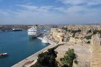 Мальта. Порт Валетто