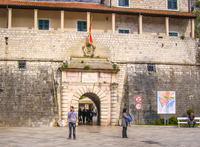 Котор: морские ворота