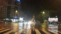 Ноябрьский ливень в Черногории