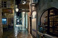 Будва (Черногория) после дождя