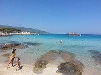Халкидики: мой пляжный отдых