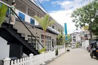 Унаватуна: улицы курортного местечка