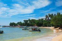 Пляжный отдых в Унаватуне