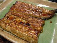 Кабаяки — блюдо из угря