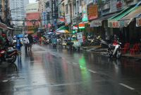 Дождливый август во Вьетнаме