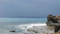 Побережье Кипра в декабре