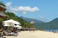 Пляж во Вьетнаме, март