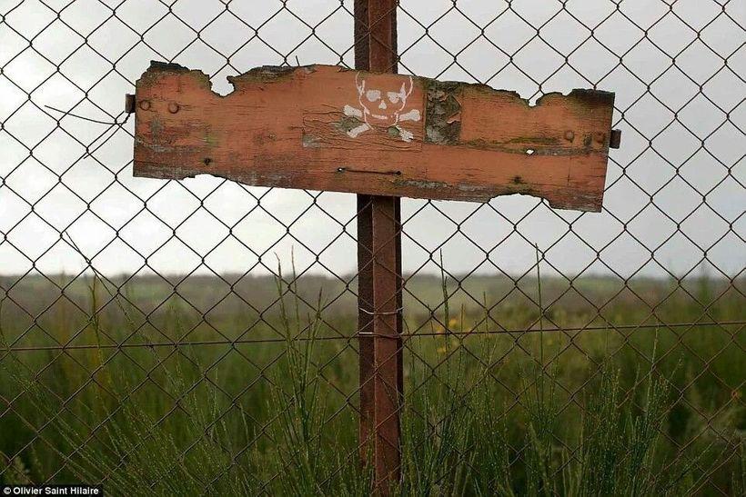 Доступ запрещен 100 лет: «красная зона» во Франции, о которой почти никто не знает