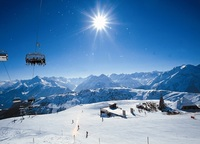 В Австрии отличные горнолыжные курорты