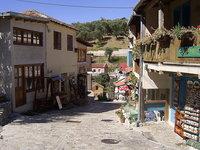 Одна из улочек черногорского Ульциня