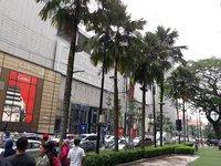 В мае в Куала-Лумпуре случались дожди
