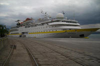 Варна: знакомство с портом