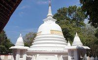 Посещение храма в Хиккадуве
