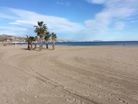 Пляж Сан Хуан в Аликанте