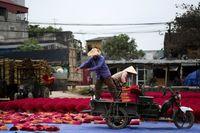 Откуда берутся ароматические палочки: вьетнамская деревня благовоний