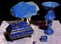 5000 лет на пике моды: самое древнее в мире месторождение лазурита