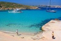 Сказочное место Мальты — Голубая лагуна