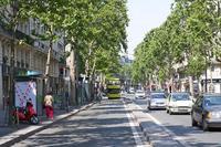 Париж: на дорогах столичного города