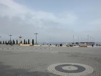 Баку в марте