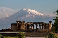 Выразительные пейзажи Армении
