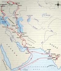 Первый русский путешественник: почему от многих бед он пошел в Индию