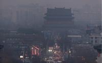 Смог в Пекине летом