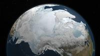 Почему лед в российской Арктике тает быстрее и интенсивнее, чем в канадской