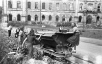 Трюммерфрауэн: женщины, восстанавливавшие Германию после Второй мировой