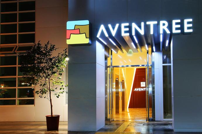 Aventree Hotel Busan