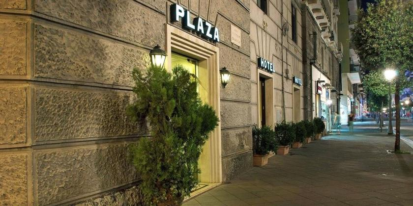 Hotel Plaza Salerno