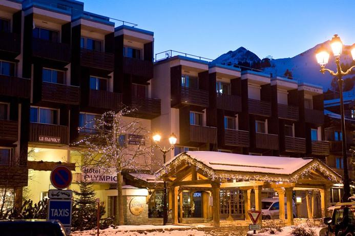 Madame Vacances - Hotel Courchevel Olympic