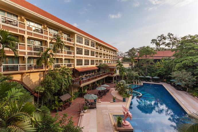 Prince D'Angkor Hotel and Spa