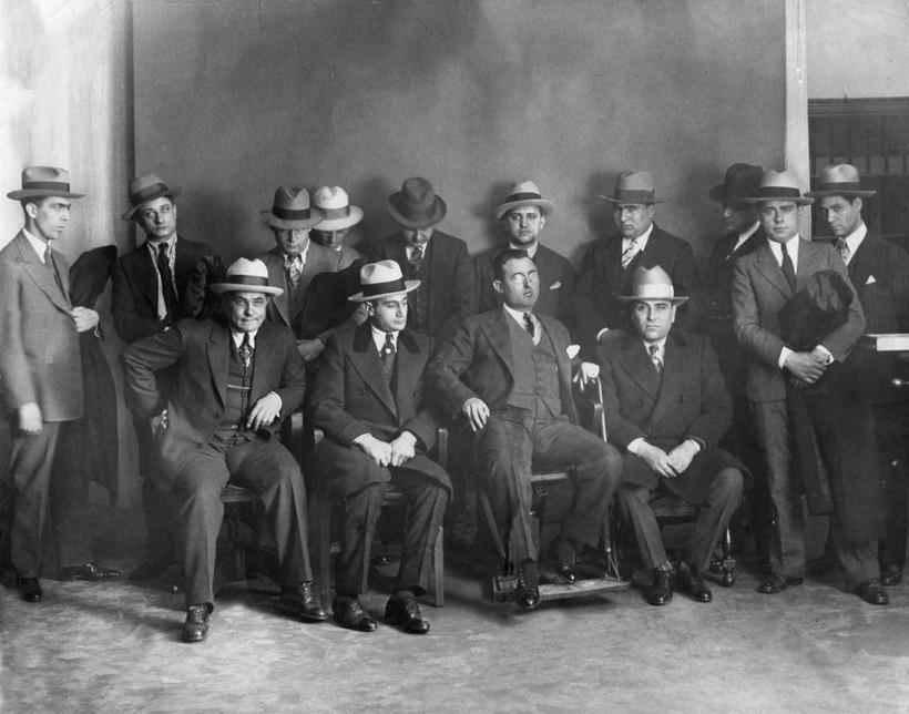 13 cамых известных и дерзких мафий в мире