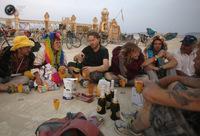 30 Самых ярких фото с фестиваля Burning Man 2014