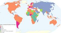 38 карт, которые никогда не покажут на уроках географии. Часть 2
