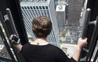 Новый аттракцион для смелых туристов в Чикаго